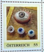 PM - Künstliche Augen Aus Glas - Anton Schwefel - Technisches Museum Wien ** - Österreich