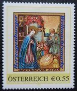 8003412 - PM - €-Zeichen - WEIHNACHTEN - WEIHNACHTSMARKE HERZOGENBURG ** / MNH - Österreich