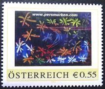 8003615 - PM - €-ZEICHEN - STERNENHIMMEL - KINDERZEICHNUNG - WWW.PERSMARKEN.COM - Österreich
