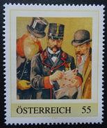 8023152 - PM - PERSONALISIERTE MARKE - HISTORISCH 1 - POSTBOTE - POSTFRISCH ** - Österreich