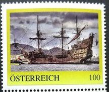 8119280 - PM - SCHIFF - FLUCH DER KARIBIK 4 - QUEEN ANNE´S REVENGE ** / MNH - Österreich