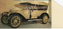 FICHE RALLY DES ANCETRES AUTOMOBILE ISOTTA FRASCHINI 1911 - Werbung