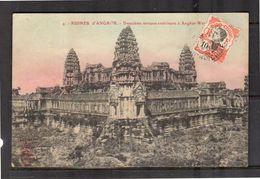 Indochina Cambodia Ruines D'Angkor 1919 > Haiphong (11-43) - Cambodge