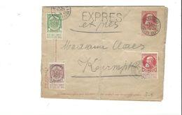 Brief - Postwaardestukken