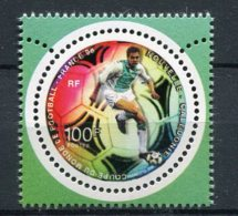 4254  -  NOUVELLE -CALEDONIE    N°755**    Coupe  Du Monde De Football FRANCE 98     SUPERBE - Unused Stamps