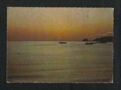 Oman Picture Postcard Sunrising In Muttrah View Card - Oman
