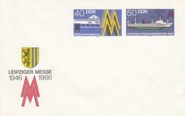 DU4**  Leipziger Messe 1946 - 1986 - [6] Repubblica Democratica