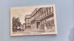 CARTOLINA CIVITAVECCHIA - GRAND HOTEL TERME - Civitavecchia