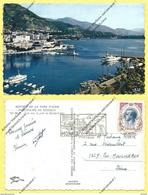 CPSM MONACO  Le Port Et  MONTE CARLO En 1959 - Harbor