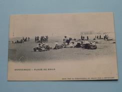 Plage De MALO ( Cordonnerie Du Grand Chic Bruxelles ) Anno 1904 ( Zie Foto's ) ! - Dunkerque