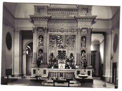 RECANATI INTERNO CHIESA DI S. ANNA NON VIAGGIATA  COD.C.1196 - Italia