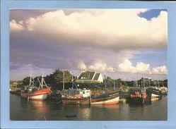 Sibiril (29) Le Petit Port De Moguériec 2 Scans 21/08/1996 Flamme De Cléder - Autres Communes