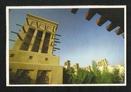 United Arab Emirates UAE Dubai Picture Postcard View Card - Dubai