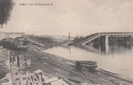 Carte Postale. Namur. Pont Du Chemin De Fer. Rail. - Namur