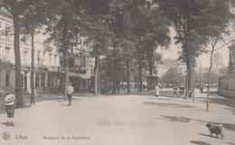 Carte Postale. Liège. Boulevard De La Sauvenière. - Liege