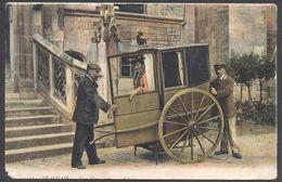 Beauvais - Une Vinaigrette (Chaise à Porteurs) - Edit. LL - Voir 2 Scans - Beauvais