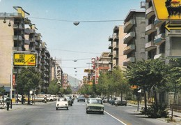 PALERMO - SICILIA - ITALIA  - CPSM ANIMÉE - BEL AFFRANCHISSEMENT POSTAL. - Palermo