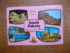 South Dakota , Greetings From South Dakota , Playground Of The Midwest - Etats-Unis