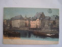 Namur // Musee Archeologique ( Colored) (Schip - Binnenvaart) Ca 1900 Ed.M.H.N. - Namur