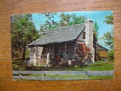 "Old Matt's Cabin , Made Famous In Harold Bell Wright's "" Shepherd Of The Hills "" - Etats-Unis"