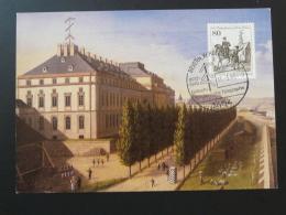 083-14 Telegraphe Telegraph Telegraphy Postal History Postmuseum Karte Carte Maximum Card Bevern 1983 - Telecom