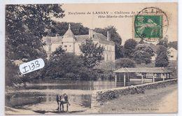 LASSAY-- CHATEAU DE LA DROUARDIERE- ABREUVOIR ET LAVOIR - Lassay Les Chateaux