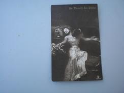Postcard, Couples, Im Rausche Des Glucks, 1912 - Coppie