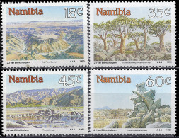 NAMIBIE - Paysages - Geografia
