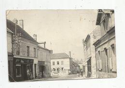 Cp , Carte Photo , BURY , Oise , Vierge - Otros Municipios