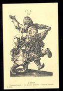 A. Durer - Tanzende Bauern / Postcard Not Circulated, 2 Scans - Künstlerkarten