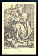 A. Durer - The Virgin On The Wall / Postcard Not Circulated, 2 Scans - Künstlerkarten