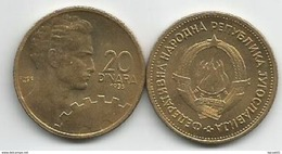 Yugoslavia 20 Dinara 1955. UNC/AUNC KM#34 - Yougoslavie