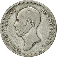 Pays-Bas, William II, 25 Cents, 1848, Utrecht, TB+, Argent, KM:76 - 1840-1849 : Willem II