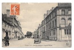 (16271-86) Chatellerault - Rue Du Verger - Chatellerault