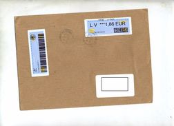 Lettre Suivie Cachet Saint Didier Mont D'or - Manual Postmarks
