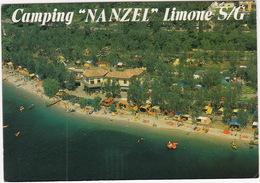 Limone Sul Garda: MERCEDES-BENZ 207D, AUTO's, TENTES, BOATS - Camping 'Nanzel' - Via 4 Novembre,3 - (Italia) - Turismo