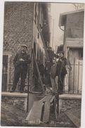92 Billancourt  Hameau Fleuri  26 Janvier 1910 Inondation - Boulogne Billancourt