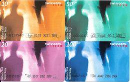Swisscom Mobile Recharge: Value Card Natel Easy - Schweiz