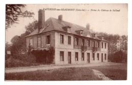 (76) 1098, Vattetot Sur Mer, Mellet 54, Ferme Du Château Du Bailleul - France