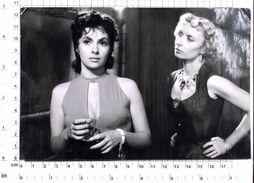 GINA LOLLOBRIGIDA And ARLETTE-LEONIE BATHIAT (Le Grand Jeu 1954) - Vintage PHOTO REPRINT (142-ZR) - Reproductions