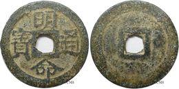 Viêt Nam - Empire D'Annam - Minh Mang - 1 Phan ND (1820-1841) - TB - Mon0704 - Viêt-Nam