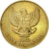 Indonésie, 500 Rupiah, 2002, TTB, Aluminum-Bronze, KM:59 - Indonesia