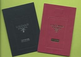 PRADA * 2 CARDS * L' FEMME + L' HOMME * - Modernas (desde 1961)