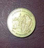FRANCE - Monnaie De Paris - Lot (46) Rocamadour LE ROCHER DES AIGLES N° 1 - 1998 - Other