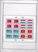 Nations Unies - Collection Vendue Page Par Page - Neufs */** - Oblitérés - New-York - Siège De L'ONU