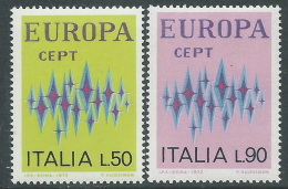 1972 ITALIA EUROPA MNH ** - Z17-3 - Europa-CEPT