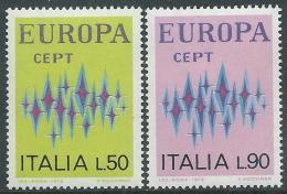 1972 ITALIA EUROPA MNH ** - Z17-4 - Europa-CEPT