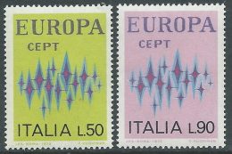 1972 ITALIA EUROPA MNH ** - Z17-5 - Europa-CEPT
