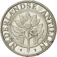 Netherlands Antilles, Beatrix, 10 Cents, 1996, SPL, Nickel Bonded Steel, KM:34 - Antilles Neérlandaises