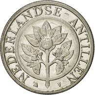 Netherlands Antilles, Beatrix, 10 Cents, 2004, SPL, Nickel Bonded Steel, KM:34 - Antilles Neérlandaises